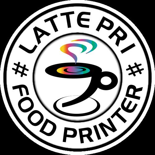 ラテプリ(ラテアート・フードプリンター) Latte Pri